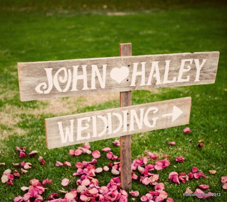 carteles para bodas