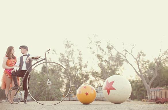 bicicletas en tu bodas