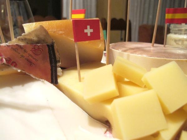 A+A eventos, fiesta de quesos y vino