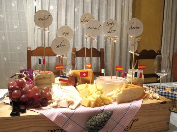 A+A eventos, fiesta queso y vino