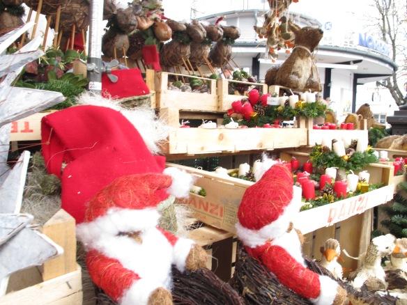 mercadillo navideño Munich