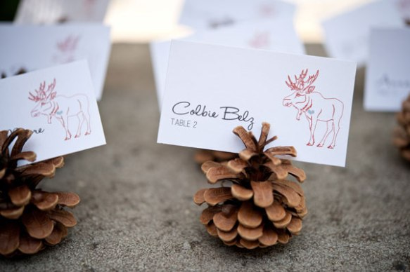 lodge-wedding-escort-cards