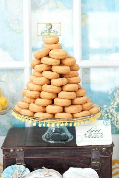 Donut Wedding Cake Cost