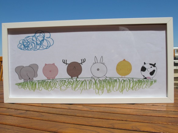 A+A eventos, láminas decorativas para bebés